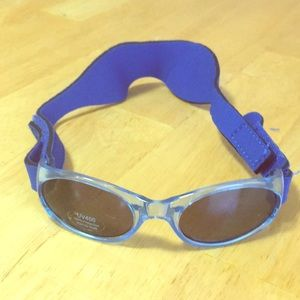 Other - Infant toddler sunglasses with head strap